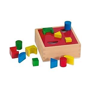 SMH Steckbox Holz 15 Steine