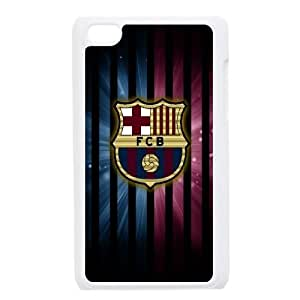 Barcelona iPod Touch 4 Case White omzi