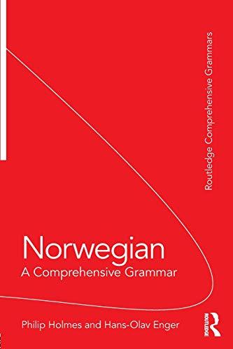 Norwegian: A Comprehensive Grammar (Routledge Comprehensive Grammars)