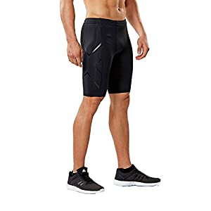 2 x u Herren Core Compression Shorts