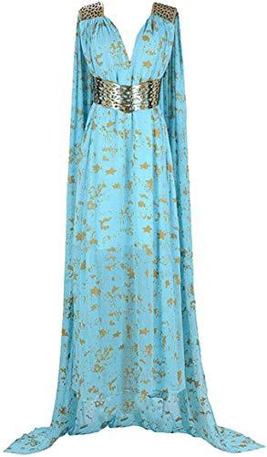 Drachen Kostüm Für Frauen - Thrones Daenerys Kleid Game of Thrones