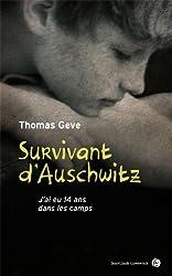Survivant d'Auschwitz : J'ai eu 13 ans en camp de concentration