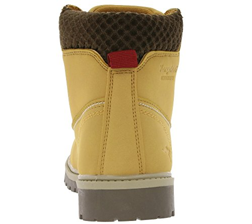 KangaROOS 30540 - Stivali Corti con Imbottitura Leggera da Donna Braun