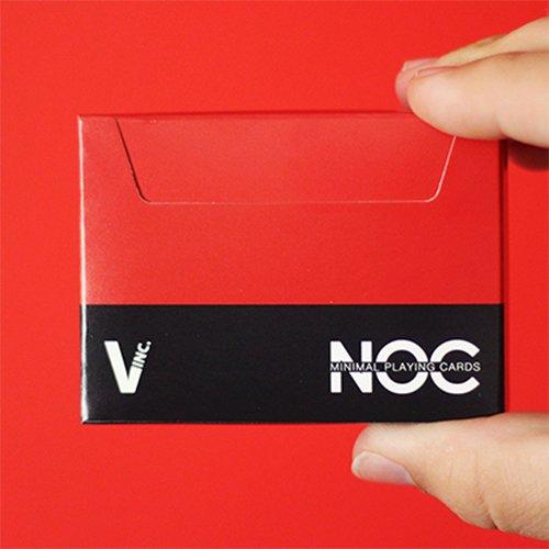 Mazzo di carte Dapper NOC Playing Cards (Maroon) - Mazzi di carte - Giochi di Prestigio e Magia