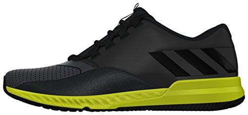 adidas Herren Crazymove Bounce M Turnschuhe Black (Negbas / Griosc / Limsho)