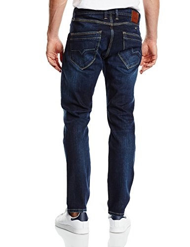Pepe Jeans Herren Slim Jeanshose Blau (Denim 000-Z45)
