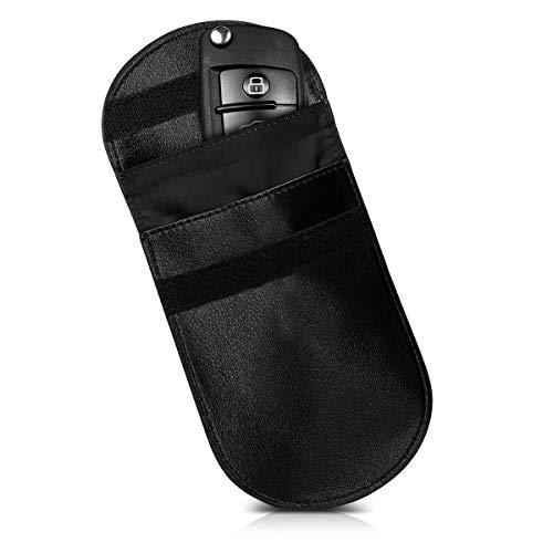 2x Sac de protection contre les rayonnements RFID pour les clés sans clé Keyless