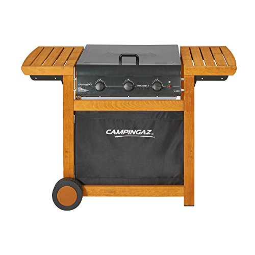 Campingaz 3 Series Adelaide Woody Flatbed 3 Burner Barbecue