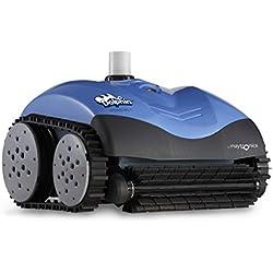 Maytronics Dolphin Hybrid RS2 - Robot de aspiración hidraulico, limpiafondo automático (suelo)