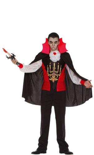 Cesar Erwachsenen-KostümDracula mit Zubehör, g914-001 (Kostüm Erwachsene Dracula)