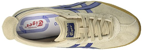 Asics Unisex-Erwachsene Mexico Delegation Gymnastikschuhe Grau (Feather Grey/navy Peony)