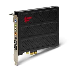 Creative Sound Blaster X-Fi Titanium Fatal1ty Professional Series Soundkarte intern