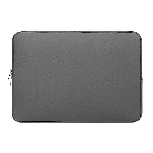 Für 10-11 Zoll Tablet Sleeve Hülle, Colorful Ultra dünn Laptoptasche Notebooktasche Laptop Schutzhülle Tasche für iPad Pro 11 2018, iPad Pro 10.5, iPad Pro 9.7,Surface Go 2018 (Grau) Express Laptop-lcd