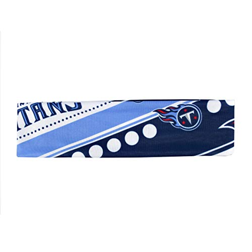 Littlearth NFL Tennessee Titans Stretch Stirnband -