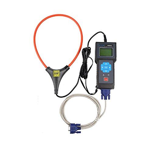 Abrazadera corriente grande/amperímetro corriente