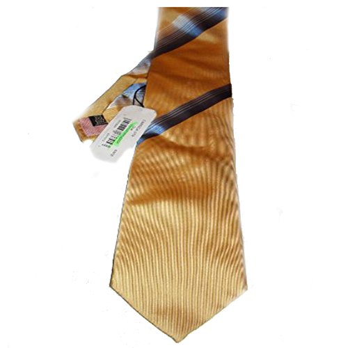 thomas-pink-carrick-stripe-mens-yellow-silk-tie