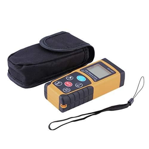 100m Mini Digital Laser Entfernungsmesser Entfernungsmesser Diastimeter Bereich Volumen Meter Build Messen Gerät Herrscher Test-Tool