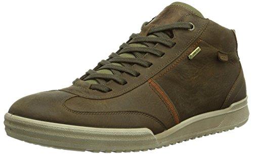 ecco-ecco-fraser-sneaker-alta-uomo-marrone-braun-navajo-brown-cocoa-brown-55737-46-eu-115-herren-uk