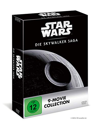 Star Wars 1 - 9 - Die Skywalker Saga [9 DVDs]