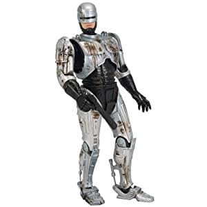 Neca - 42058 - Figurine - Robocop Scale Battle Damaged - 7 pouces