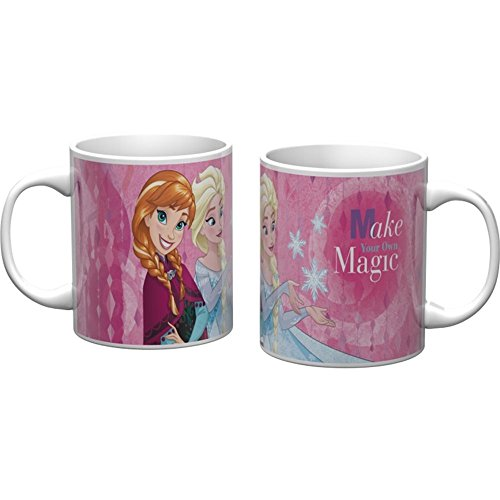 Disney Cup Frozen Elsa Ana Taza DE CERÁMICA ML.310 - 49585