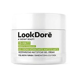 Lookdoré IB+Matt Crema Matificante- Crema Hidratante Piel Grasa – Elimina Brillos y Acné – 50ml
