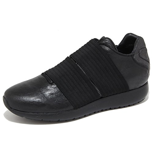 4670N sneakers uomo ANDIA FORA running pelle nero shoes man [41]