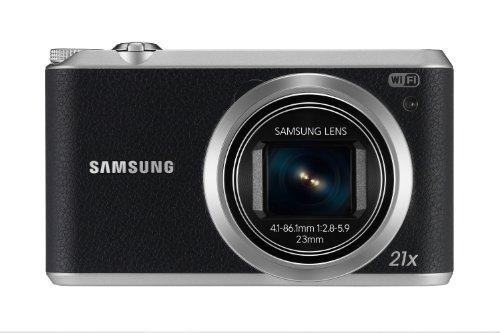 -Digitalkamera (16 Megapixel, 21-fach opt. Zoom, 7,6 cm (3 Zoll) Touchscreen) schwarz ()