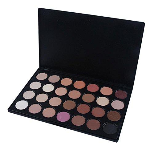 landfox-28-color-cosmeticos-de-maquillaje-neutro-ojo-calida-paleta-de-sombra