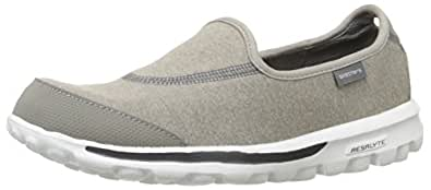 Skechers Go Walk Original Women's Trainers - Grey, 2.5 UK