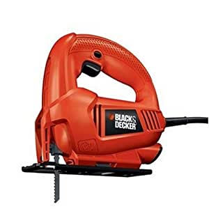 BLACK+DECKER KS500 Jigsaw, 400 W
