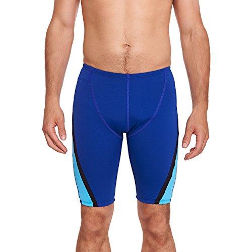 zoggs-mens-eaton-jammer-swim-suit-navy-turquoise-black-38-inch