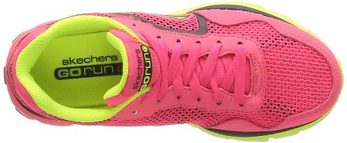 Skechers GO Run Ride Mädchen Sneakers Pink (NPLM)