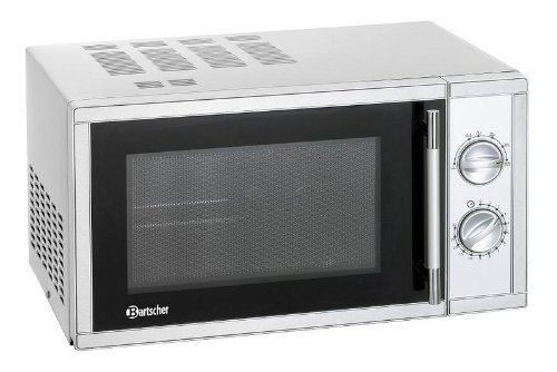 Bartscher Mikrowelle 23 L, 900 Watt,