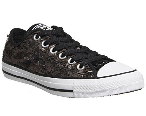 Converse All Star Ox Damen Sneaker Metallisch