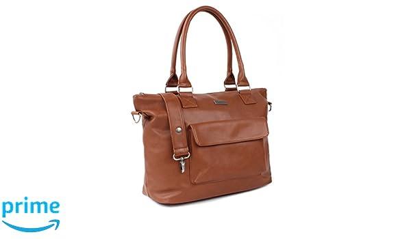 Kidzroom 030-8095/_brown Fashionable Sac /à Couche