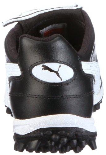 Puma Esito Classic TT Herren Fußballschuhe Schwarz (black-white 01)
