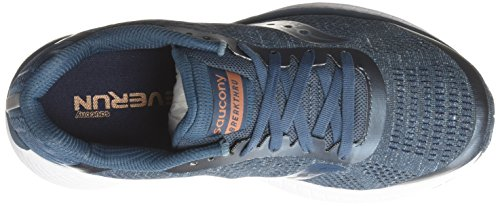Saucony Damen Breakthru 4 Fitnessschuhe Blau (Blu / Den / Copa 30)
