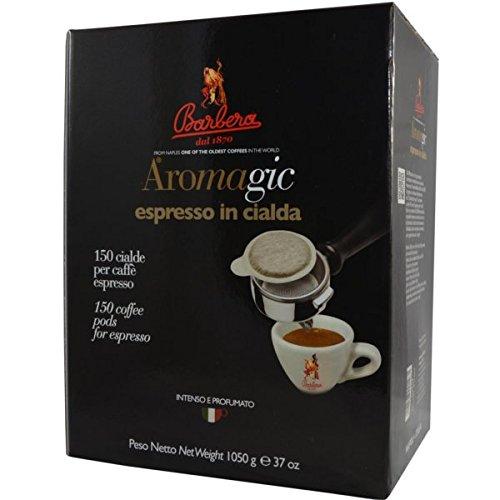 Barbera AROMAGIC CIALDE caffè 150 PZ.