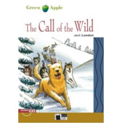 green-apple-the-call-of-the-wild-audio-cd-green-apple-step-two-mixed-media-product-common