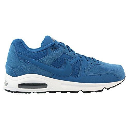 Nike Air Max Command Prm, Sneaker Uomo Blu (Bleu Industriel/bleu Industriel/blanc)