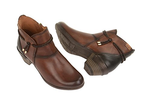Pikolinos Femmes bottines brun, (braun) 902-8775 CUERO Marron