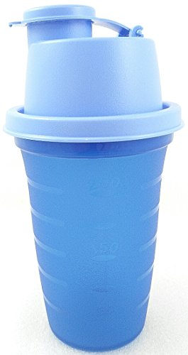 TUPPERWARE Backen Mix-Fix Mini 250 ml lila Frische-Mix Mini-Shaker Shaky