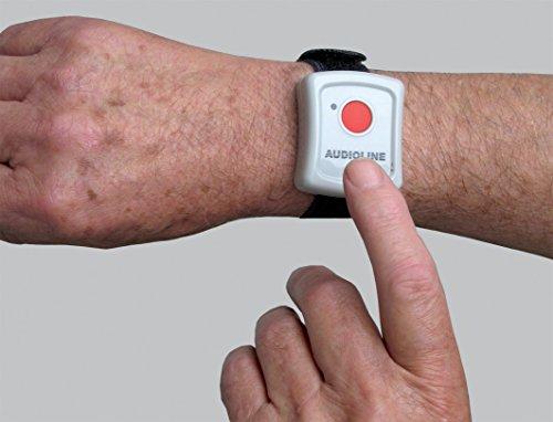 Audioline – Audioline BIGTEL 50 Alarm Plus – Telefon mit Schnur – Silber - 6