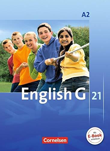 English G 21 Ausgabe A Band 2: 6. Schuljahr Schülerbuch Band 21