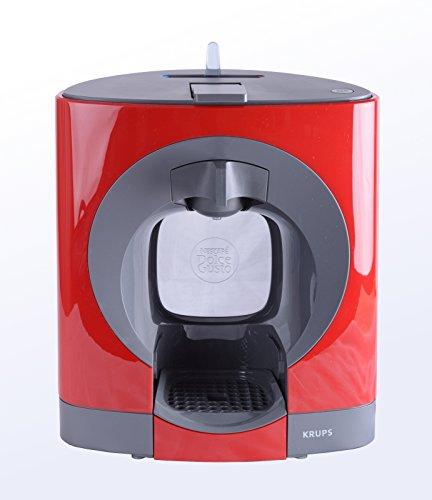 NESCAFÉ DOLCE GUSTO Oblo KP1101 Macchina per Caffè Espresso e altre bevande Manuale White di Krups 8