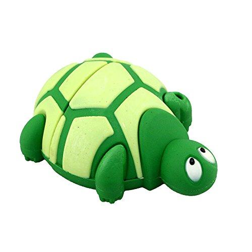 Chiavetta usb 2.0 da 32 gb chiavetta usb a forma di tartaruga verde carino