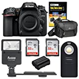 Best Nikon Batteries For Flashes - Nikon D7500 DSLR Camera Body with Nikon Bag Review