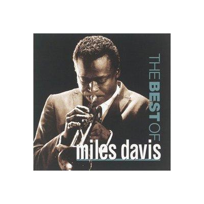 Kunstdruck 'Miles Davies (The Best of)' von Concord Music Group - Bildgröße 40 cm Breite x Höhe 40 cm