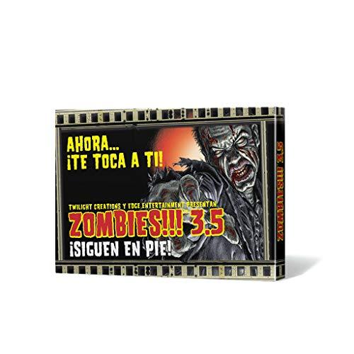 Edge Entertainment- Zombies. 3.5: ¡siguen pie. -